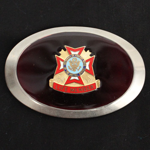 VFW Belt Buckle