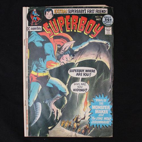 Superboy 178