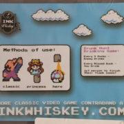 Gaming Cartridge Flask