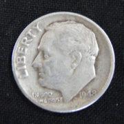 50 Pre-64 Dimes
