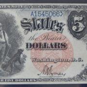 $5 Legal Tender