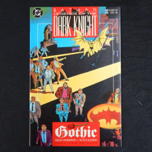 Batman: LOTDK #7