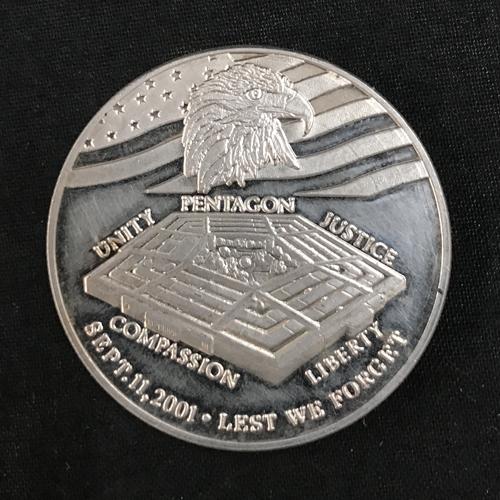 9/11 coin